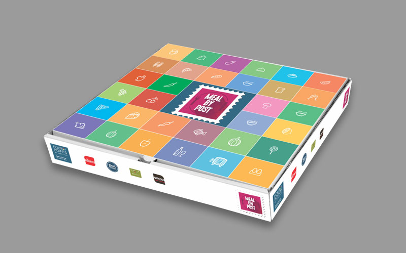 Fourpoints box design