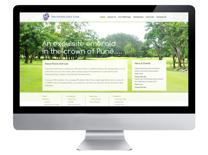 Poonaclub Website Home3